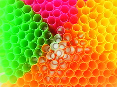 Clutching at straws (magnum_lady) Tags: pink orange fish abstract color colour macro green yellow song album vivid colourful soe straws marillion clutching artisticexpression mywinners abigfave anawesomeshot superbmasterpiece coloursplosion