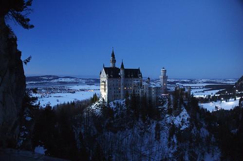 Schloss Neuschwanstein - eine Reise wert für die Eishockey-Fans der Buffalo Sabres