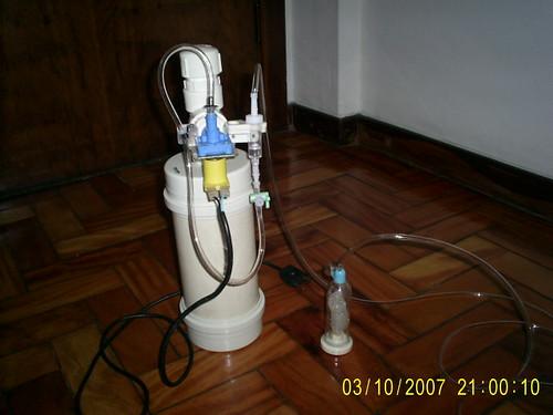 Sistema caseiro de CO² feito de PVC 2192931250_fee3acbfa3
