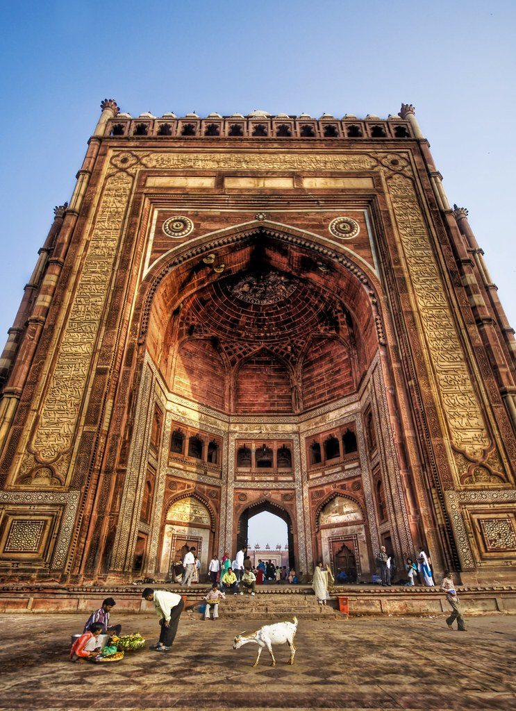 The Largest Gate in the World