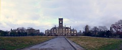 Royds (slaterspeed) Tags: abandoned hospital closed clocktower asylum derelict admin ue urbex menston highroyds