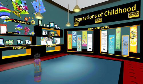 CRY Shop in SL