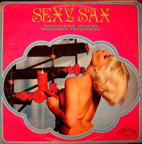 Sexy Sax - The Oscar Volk Orchestra