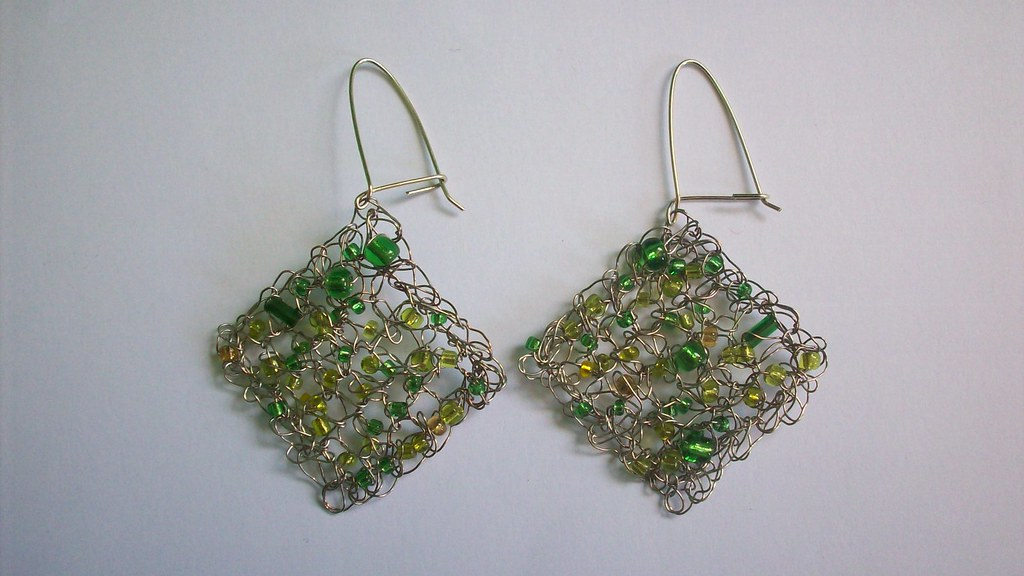 227d8055050a aros rombos (MONA DE SEDA) Tags  chile fashion valparaiso mujer knitting  handmade crafts