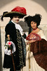Couple of the Day (Donna Corless) Tags: carnival venice italy black festival costume couple italia day mask carnivale venezia donnacorless carnivaleinvenezia