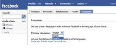 Facebook en Espanol (Conall) Tags: