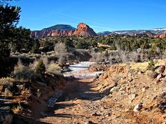 Sand Creek Crossing (Bob Palin) Tags: winter 15fav usa ice river utah sandcreek club100 instantfave vogonpoetry orig:file=img0999 nopin