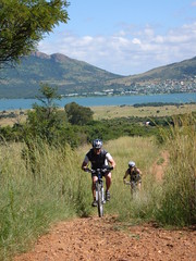 Mountain Biking at Hartbeespoort