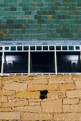 House of the man (koke) Tags: color building spain acorua acoruña