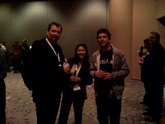 SMX Bash with Bruce Clay and Danny SUllivan