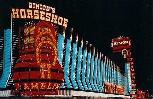 Binion horseshoe casino best gambling addiction books