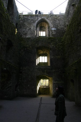 Jessa explores the Blarney Castle