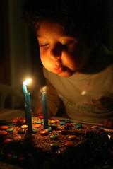 pequeñas y grandes cosas (Analía Acerbo Arte) Tags: felix cumpleaños velitas tresaños