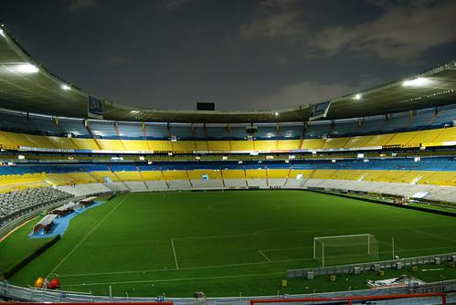 Mexico Potencia en Estadios de Futbol
