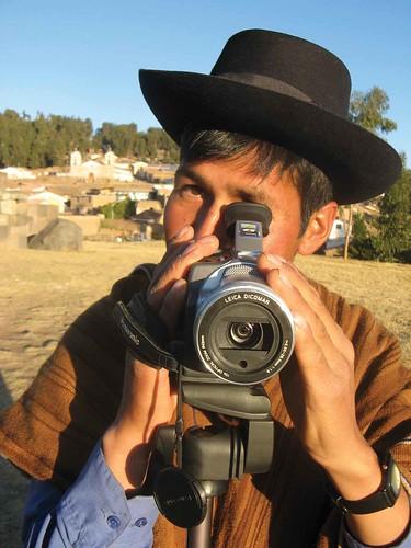 Muestra de cine indigena 2008