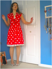 04.09.08 {the polka dot frock | two}