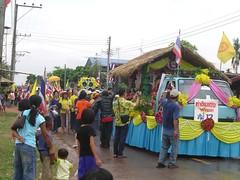 Flower Caravan - Songkran Festival ขบวนบุปผชาติ วันสงกรานต์