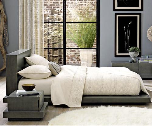 Secret-ice: Light Grey Bedroom Ideas