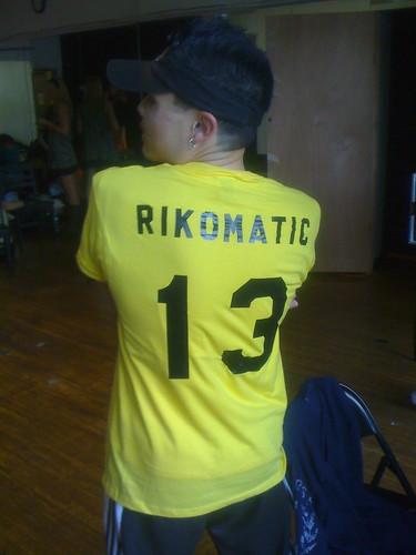 Rikomatic Shirt