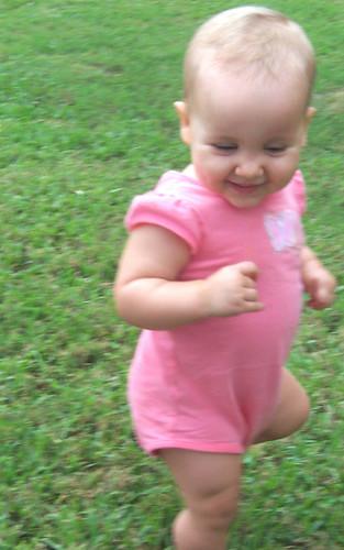 """""""I can run!"""""""