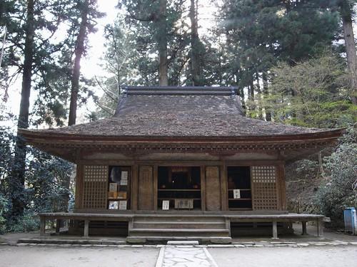 室生寺(弥勒堂)-11