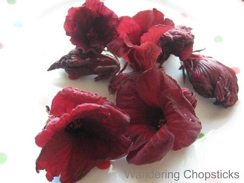 Jamaica/Hibiscus Tea 7