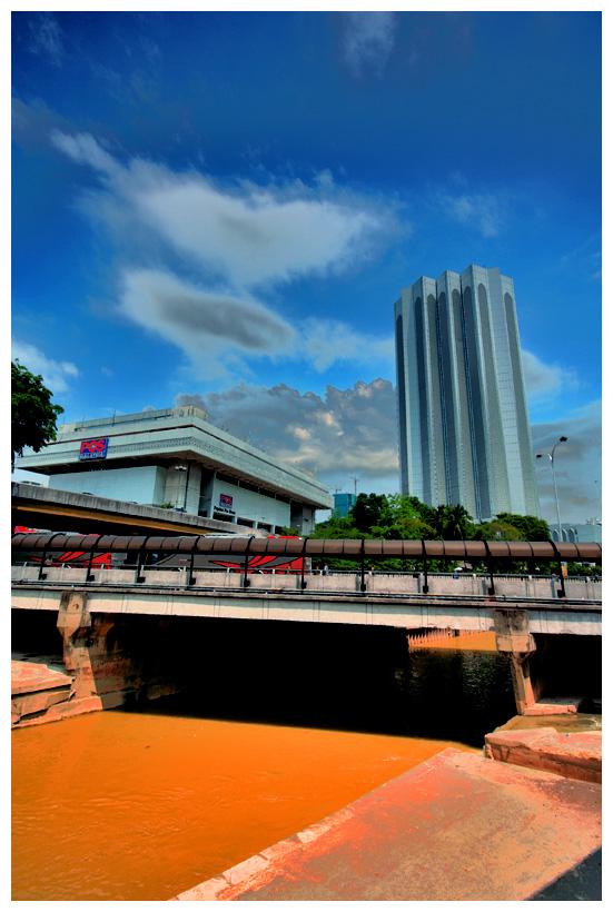 Pos Malaysia & Daya Bumi Building