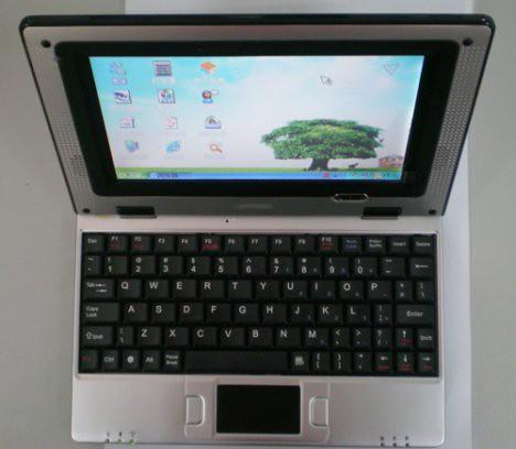 jupiter netbook