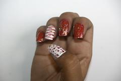 _MG_2636 (2) (Stol Paz) Tags: unhas manicure manicura pedicure nails em gel porcelana decoradas unhasdesenhadas unhasbemfeitas desenho design esmalte fibra