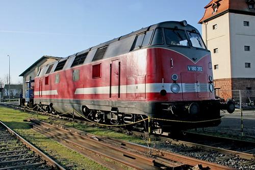 HGB V180 392, 228 392-8 Aschaffenburg