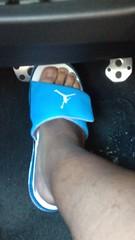 IMG_7814 (_bagent1) Tags: myfeet boyfeet chubbyfeet barefeet bearfeet thickfeet chubbytoes chubby chubbysoles soles slides sandals tops toes