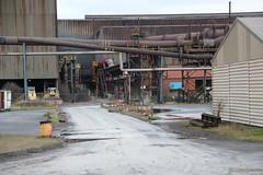 IMG_0781   British Steel, Scunthorpe (SomeBlokeTakingPhotos) Tags: britishsteel steel steelworks steelmill steelindustry stahlwerk stahl heavyindustry manufacturing industrialrailway torpedocar