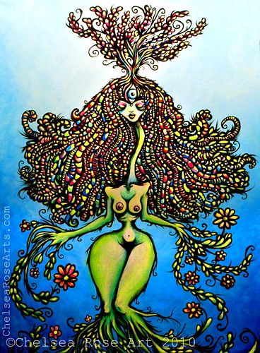 Dread Goddess