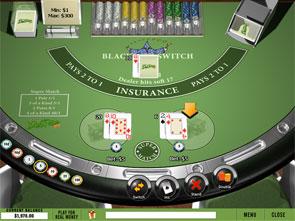 Blackajck Switch