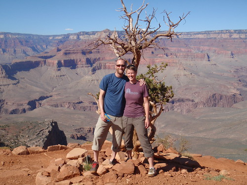 Us at Grand Canyon
