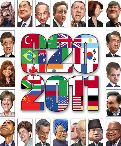 G20 heads of government (May 2011)