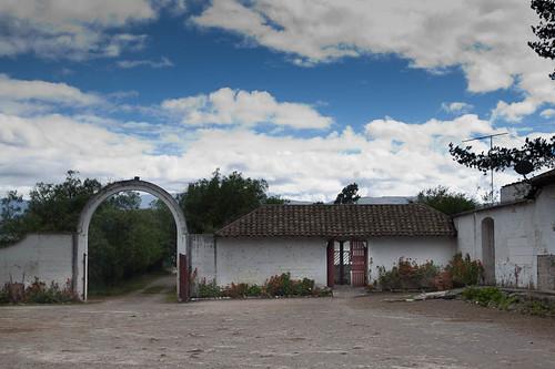 Hosteria Pinsaqui