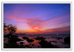 To all my flickr friends (Yato) Tags: original sunset sea sky tree beach water indonesia landscape selat longexplosure sunda umang naturesfinest ujungkulon pulauumang yato byyatoallrightsreserved beautifulinonesia sundastretch mostfavedinmyflcikr