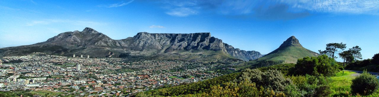 Tablemountain panoramic