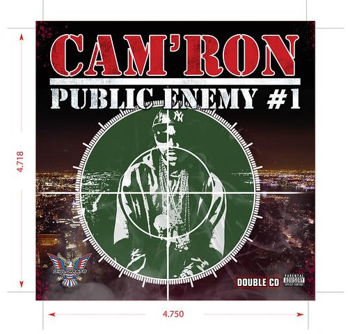 cam cover art