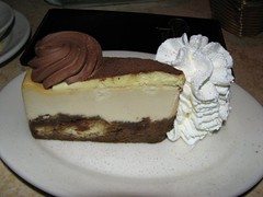 Day 72 Addendum - Tiramisu Cheesecake (Nick, Programmerman) Tags: food dessert cheesecake s3 cheesecakefactory