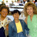 Emily Lew, Irene Hom and Kathy Hom