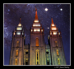 Heavenward (James Neeley) Tags: temple utah bravo saltlakecity hdr 5xp jamesneeley