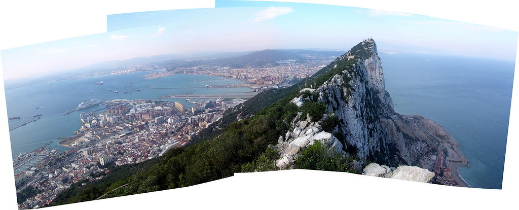 Postcard from Gibraltar