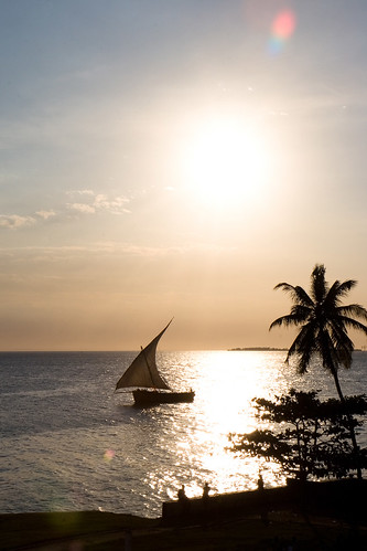 A Dhow in Stone Town by wendylin20, on Flickr