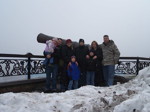 The 13th Cannon in Chernihiv