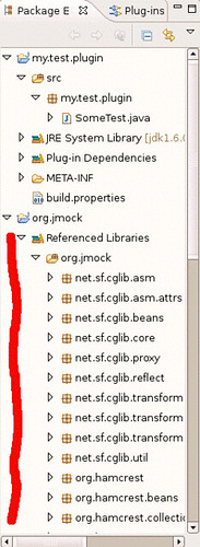 Unpacked 3rd-party libraries in a separate plug-in.