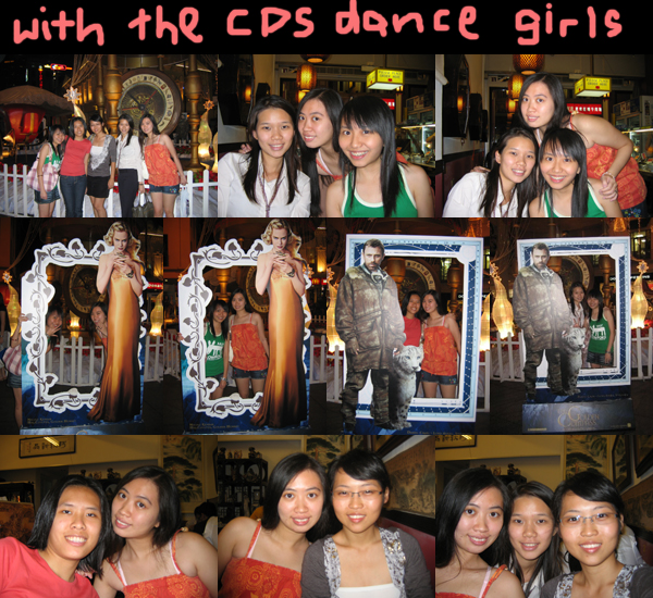 christmas with the cds dance girls