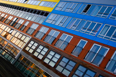 silodam by mvrdv - living in color (BASE.photography) Tags: amsterdam silodam mvrdv vob 10faves anawesomeshot bas3 basgijselhart canon1740f4lusmgroup bas3photography