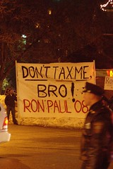 Don't Tax me Bro!